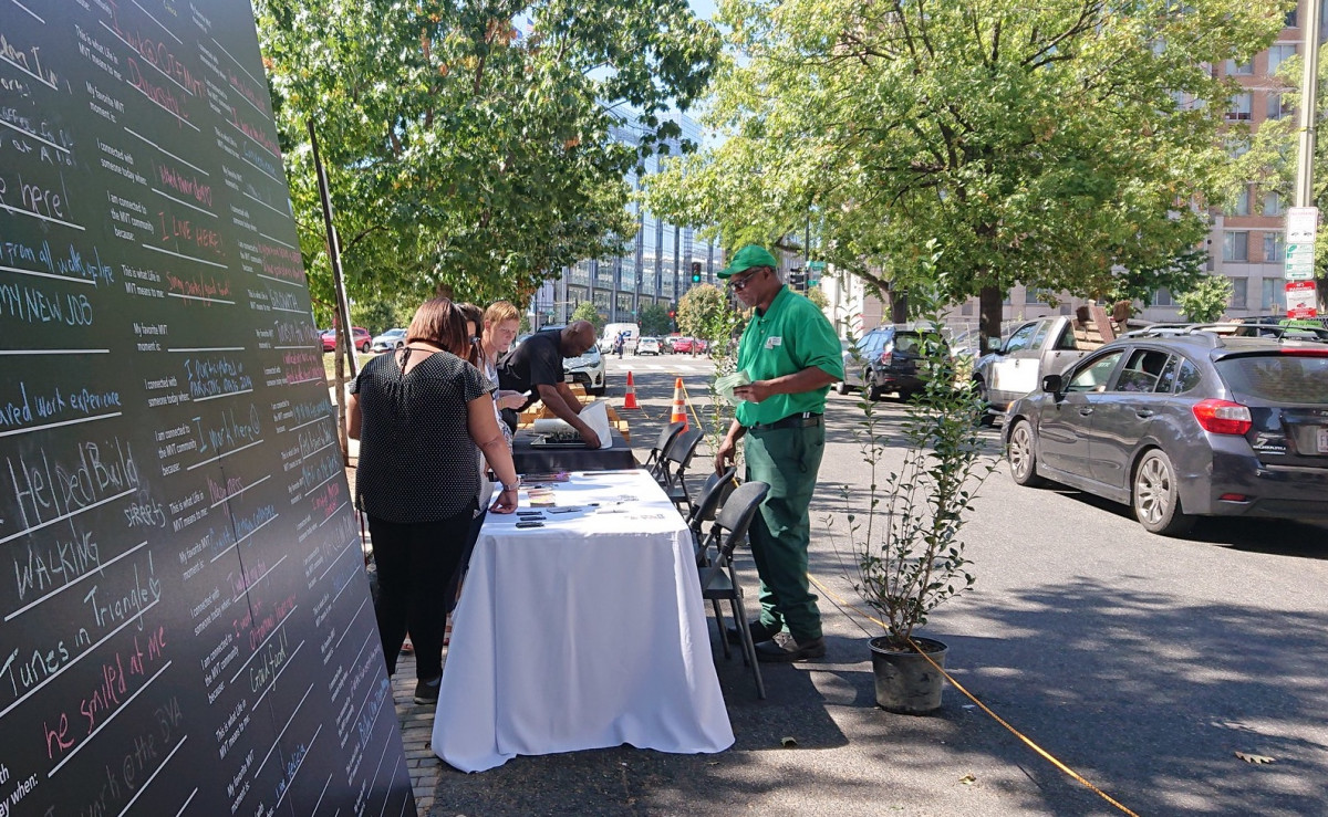 Nine pop-up parks will be sprinkled throughout the District for PARK(ing) Day 2020 – Greater Greater Washington
