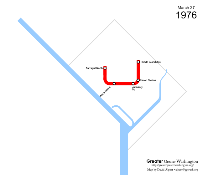 Subway Map Nyc To Us Open.Happy Birthday Metro Watch Metro S Evolution Since 1976 In This